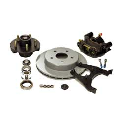 Dexter 3.5K Disc Conversion Brake Kits