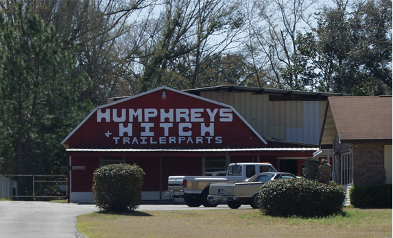 Humphreys Hitch And Trailer Parts
