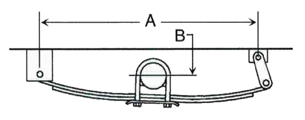 Tandem Axle Suspension Measurements Diagram Best Secret